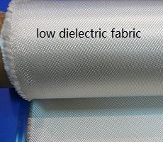 low dielectric loss fiberglass fabric